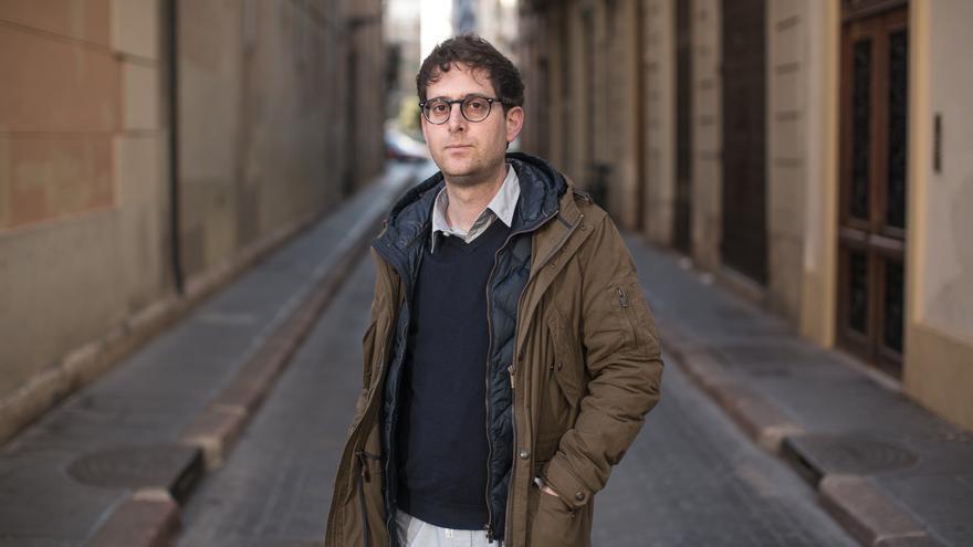 El periodista Lucas Marco