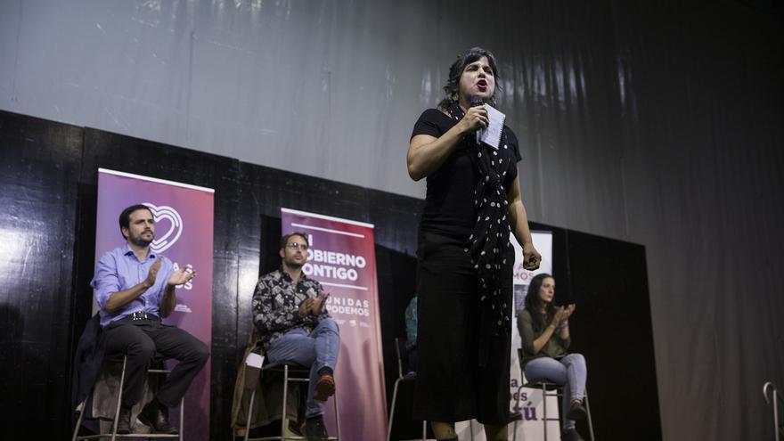 Rodríguez (Podemos) anuncia querella contra Vox ante Fiscalía y Defensor por el acto en el centro de MENA
