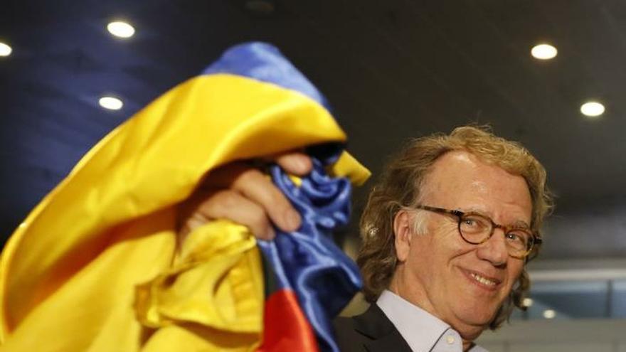 André Rieu promete que los colombianos no olvidarán la noche de sus conciertos