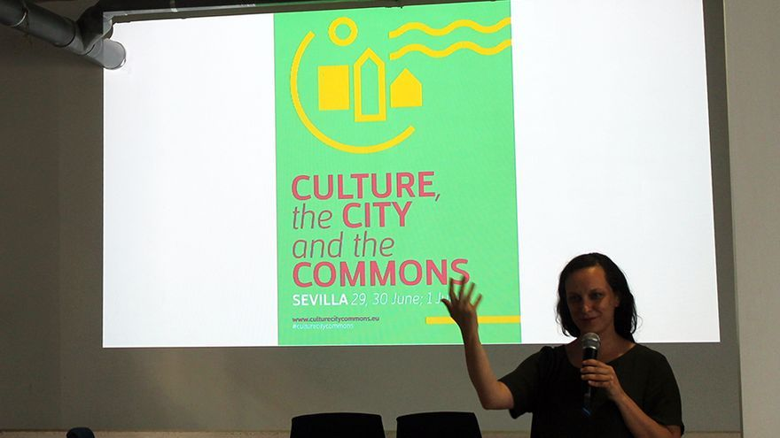 'Culture, the City and the Commons' organizado por ZEMOS98. / JUAN MIGUEL BAQUERO