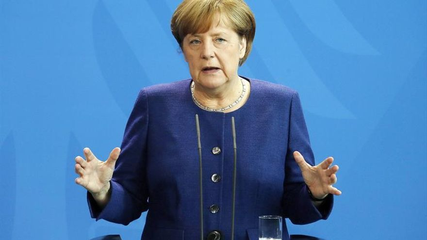 Merkel, dispuesta a buscar acuerdos en G20, pero sin ocultar los disensos