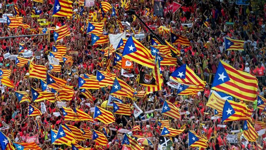 La preocupación por Cataluña se duplicó en las jornadas previas a la Diada