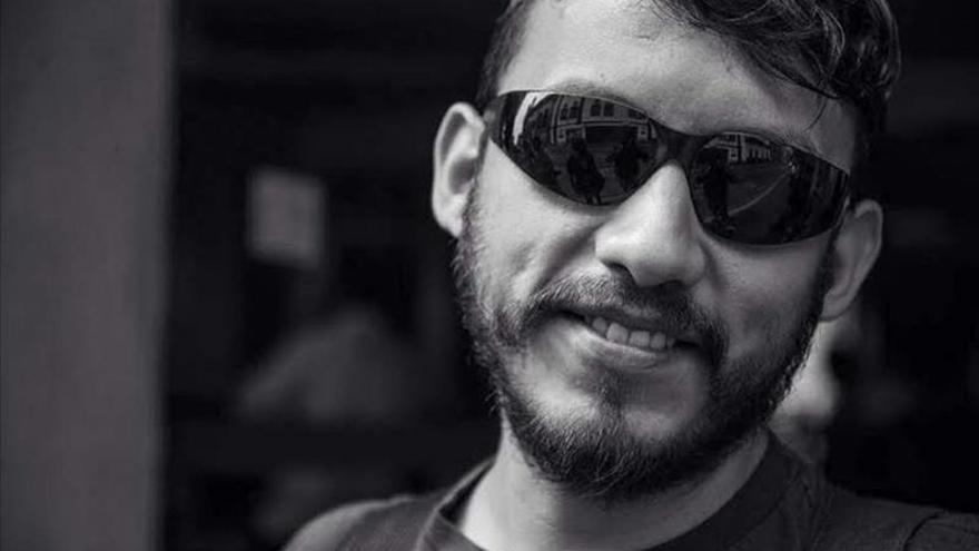 Fotografía del fotoperiodista Rubén Espinoza quien fue hallado sin vida el sábado 1 de agosto de 2015 en Ciudad de México (México). /Efe.