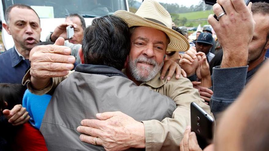 Lula intensifica su apoyo al alcalde de Sao Paulo en la recta final de campaña