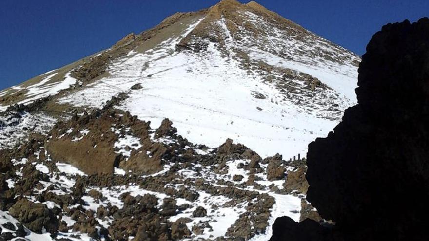 Hallan en El Teide protozoos que solo viven en montañas con nieve