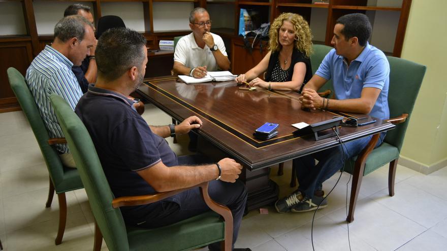 Reunión de coordinación del Campeonato Autonómico de Raids.