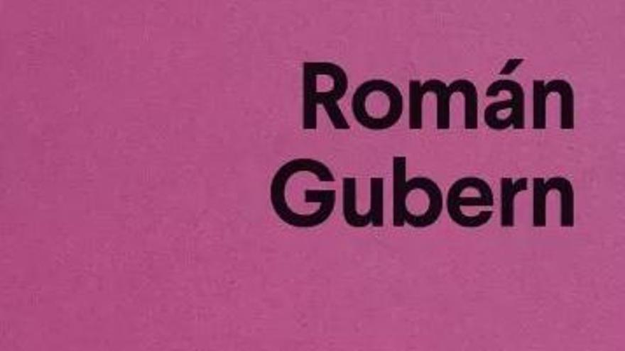 """Román Gubern: """"La subvención es peligrosa si quiere orientar los contenidos: lo vimos más que nunca durante el franquismo"""""""