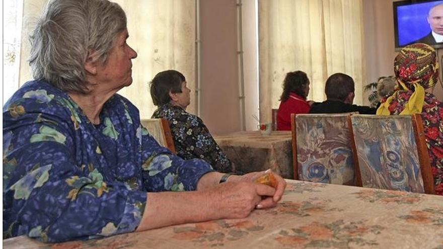 El miedo a la soledad es una de las principales preocupaciones para las personas mayores. EFE