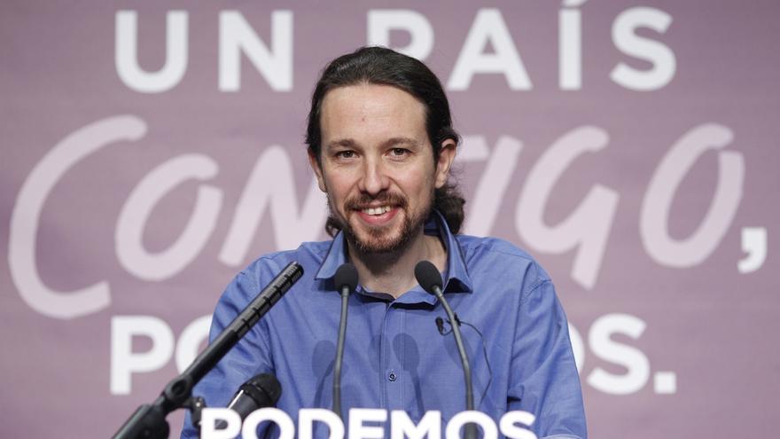 Iglesias reprocha a Sánchez que no busque un Gobierno alternativo a Rajoy y propone un gran acuerdo para echar al PP