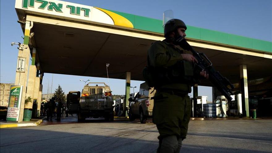 Muere un atacante palestino abatido por agentes de seguridad israelíes