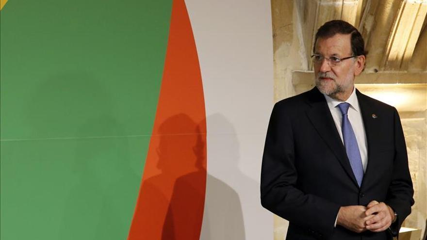 """Rajoy asegura que no mirará """"para otro lado"""" si se desobedece al TC en Cataluña"""