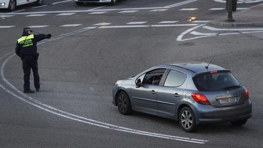 El 75,9 % de vehículos matriculados en España en 2016 son poco contaminantes