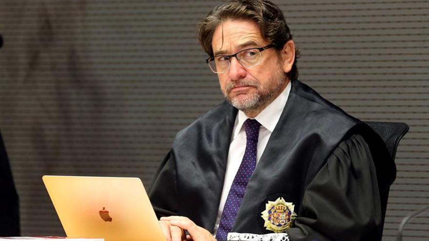 El juez Alba confía en que su causa se archive tras el informe sobre grabaciones