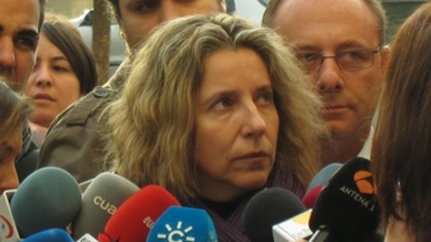 La Madre De Marta Del Castillo, Eva Casanueva