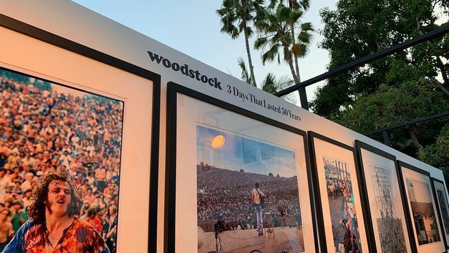 La banda sonora de Woodstock en diez canciones