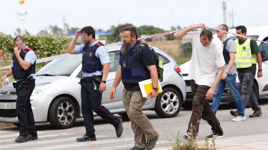 Detenido el hombre que ha tiroteado a dos policías locales en Gavà