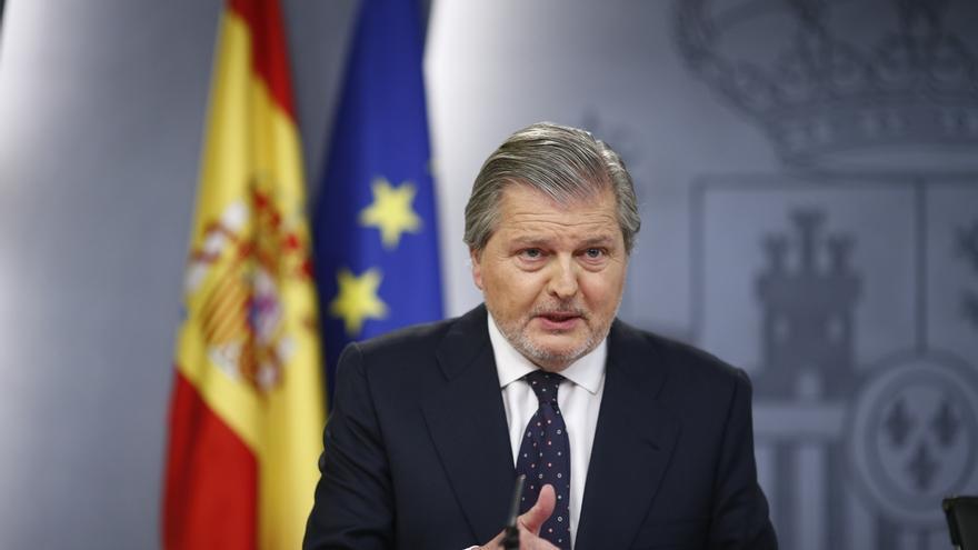"""Méndez de Vigo avisa a la oposición que los Presupuestos dan """"estabilidad"""" no sólo al Gobierno sino """"a toda España"""""""