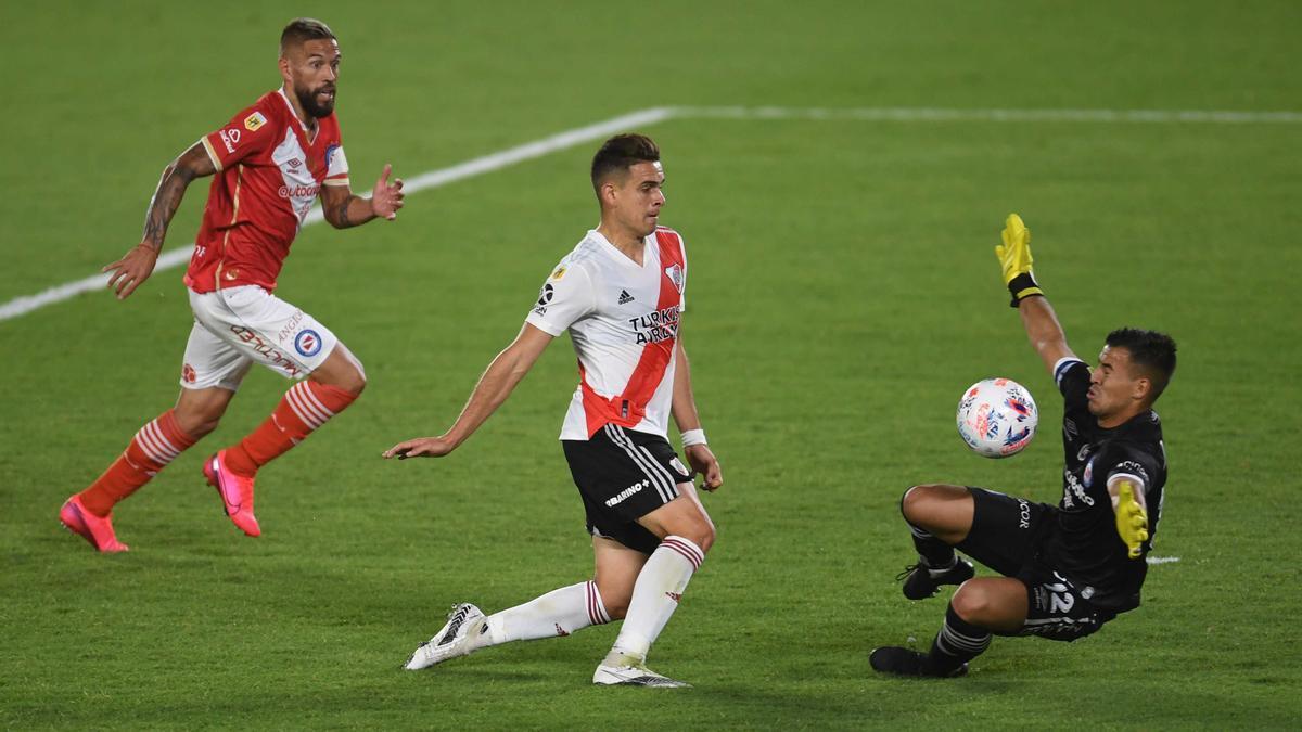 River y Argentinos Juniors protagonizarán el único choque de octavos de final de la Libertadores entre clubes de un mismo país.