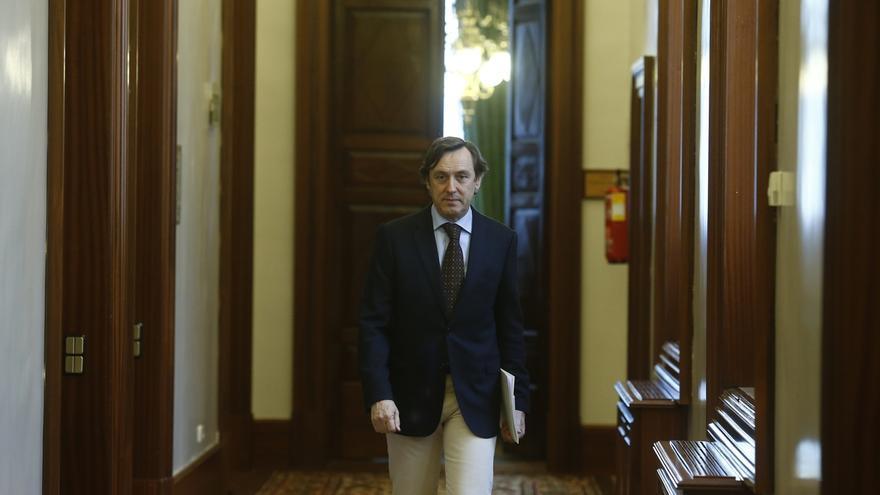 """El PP denuncia los """"insultos tabernarios"""" de Rufián pero cree que el formato de la comisión fomenta la """"exaltación"""""""