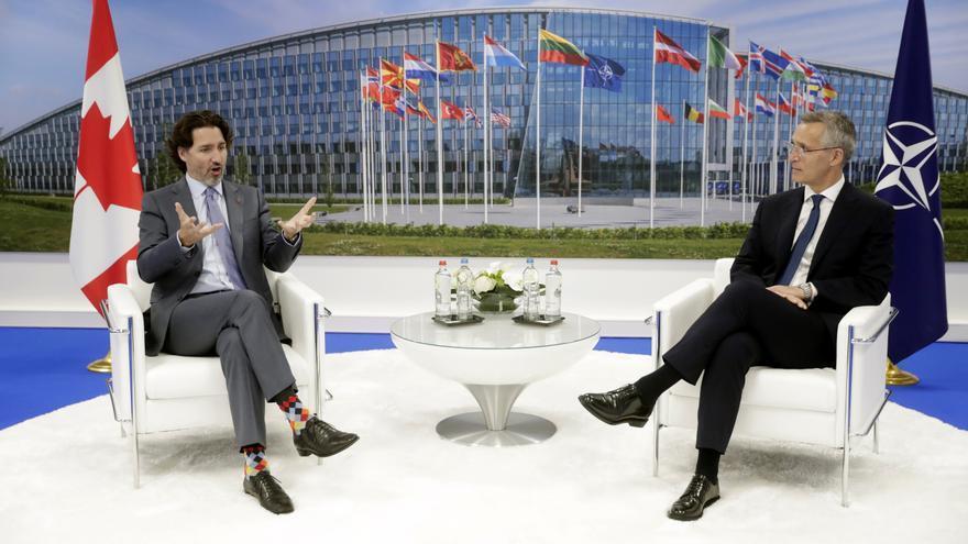 Trudeau: La OTAN debe ser el contrapeso a mensajes autoritarios en momentos de ansiedad