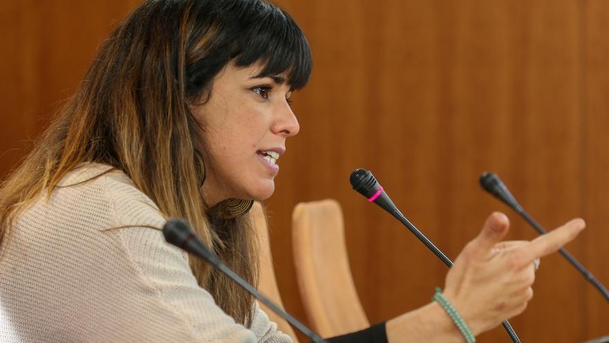 """Teresa Rodríguez saluda que Errejón haya """"virado"""" hacia las medidas organizativas que defiende Anticapitalistas"""
