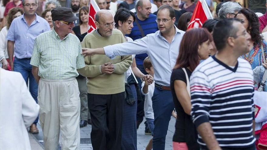 Luena (PSOE): el Gobierno no quería que viniesen refugiados a España