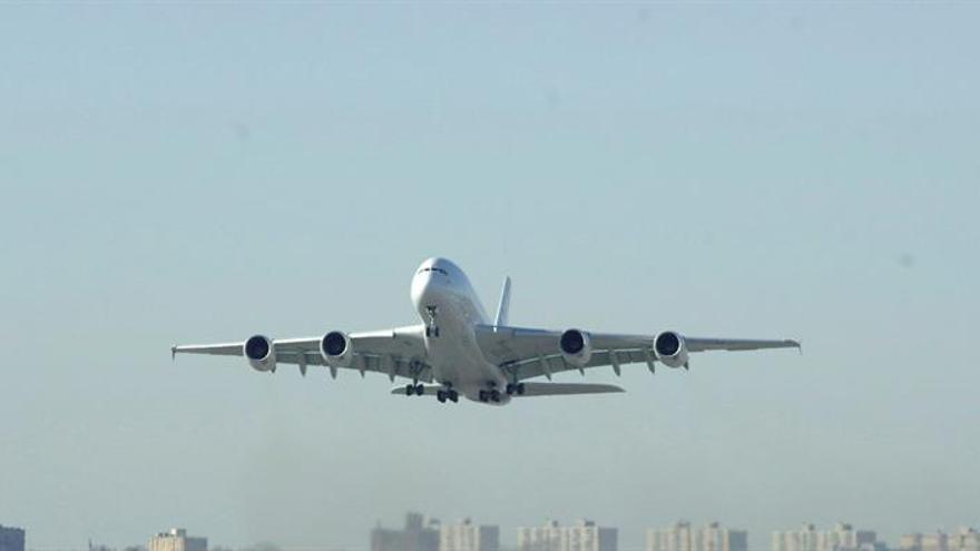 Transporte aéreo en Colombia creció 6,3 % durante el primer semestre del año