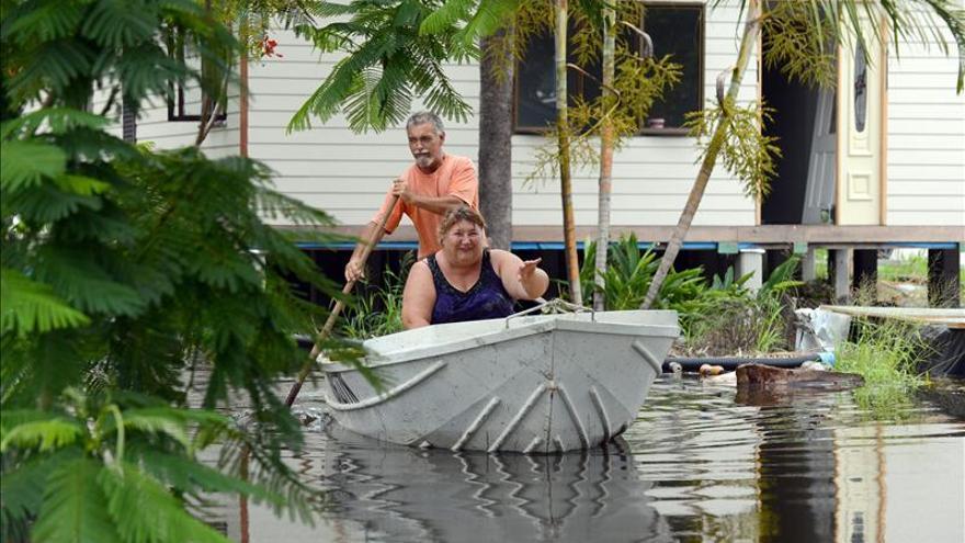 Al menos tres muertos por las inundaciones en el noreste de Australia