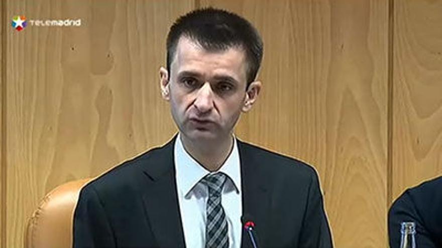 José Pablo López Sánchez, nuevo director de Telemadrid