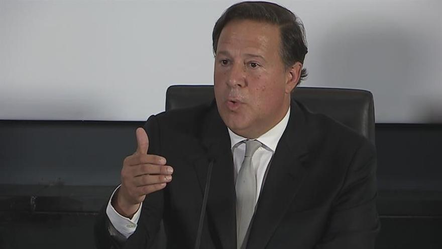 Varela hablará con Bachelet sobre adhesión de Panamá a Alianza del Pacífico