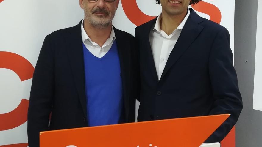 La gestora nacional de Cs nombra portavoz autonómico en Cantabria a Javier Fernández Soberón