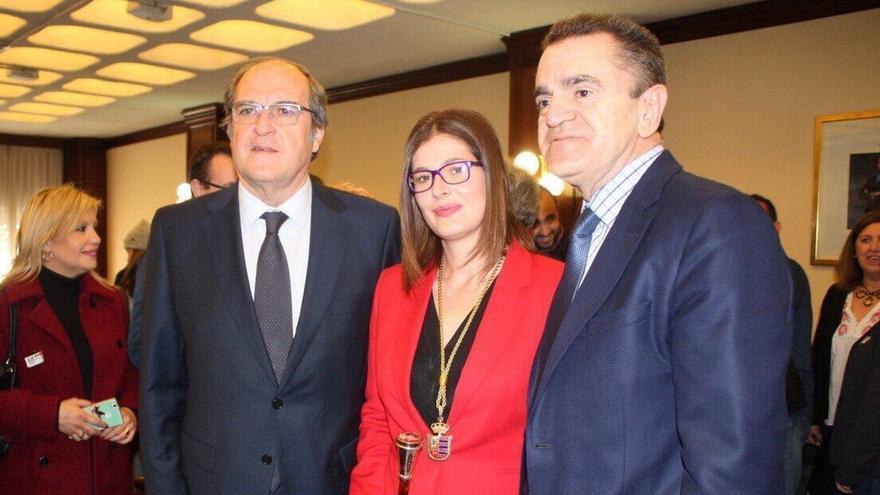 La alcaldesa de Móstoles pedirá comparecer ante la Comisión Ética del PSOE