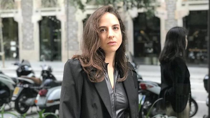 Cristina Morales, Premio Nacional de Narrativa 2019, en una foto de archivo