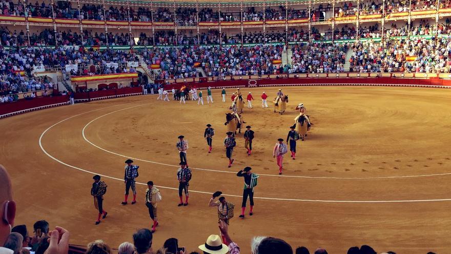 La Junta investiga si la plaza de toros de El Puerto incumplió las normas anti Covid en un evento con 5.000 espectadores