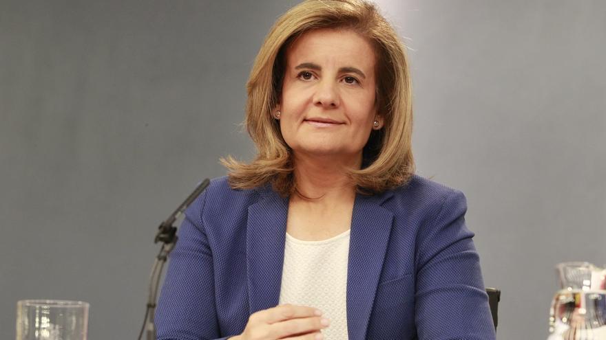"""Báñez dice que Cataluña ha recibido 13.000 millones de """"solidaridad del resto de España"""" en prestaciones y pensiones"""