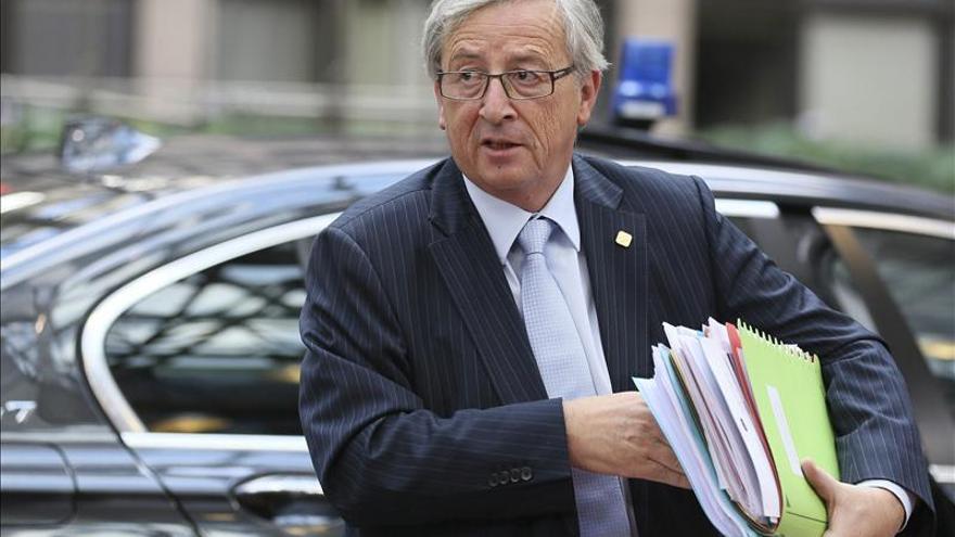 Juncker tiene el apoyo de Alemania y Grecia para ser el candidato del PPE a la Comisión Europea