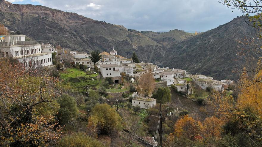 Busquístar, en Granada.