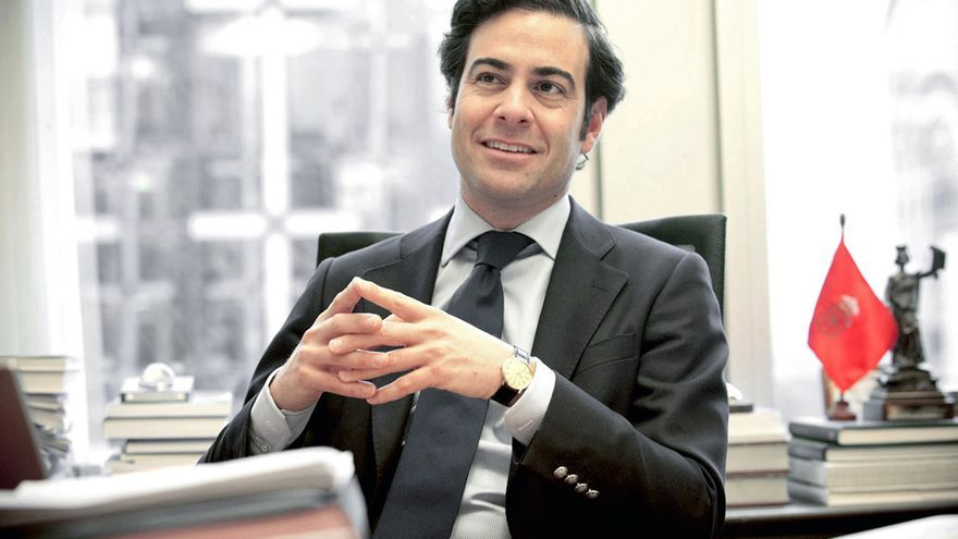 Pablo Zalba, eurodiputado y presidente de la comisión que rige el PPN / Foto: cedida.