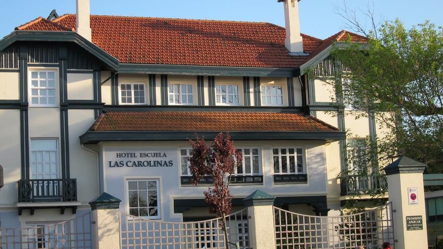 El Hotel-Escuela Las Carolinas recibe el XV Tejo Cántabro de la Asociación de Campings de Cantabria