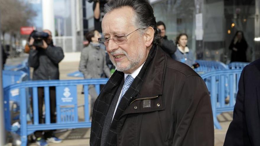 Calabuig cree que la detención de Grau estrecha el círculo sobre Rita Barberá