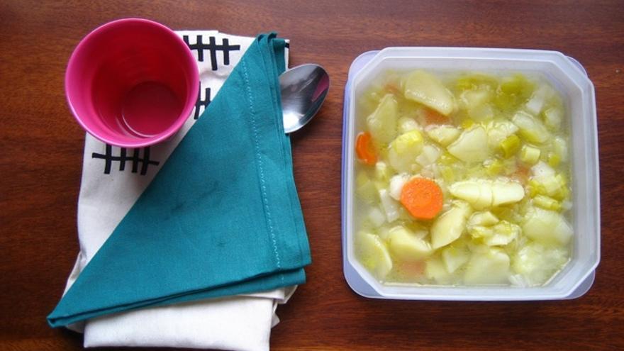 Los ocho errores al comer de táper en la oficina