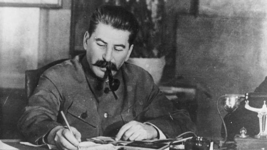 Iósif Stalin en 1949. Wikipedia.