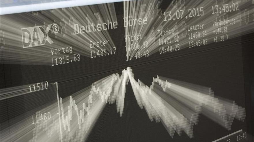 La Bolsa de Fráncfort sube un 0,36 % % en la apertura