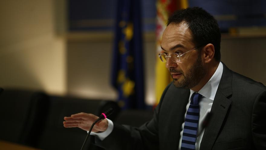 """Hernando (PSOE) asegura que """"ningún partido"""" evalúa la agresión a Rajoy en términos de cómo puede afectar a la campaña"""