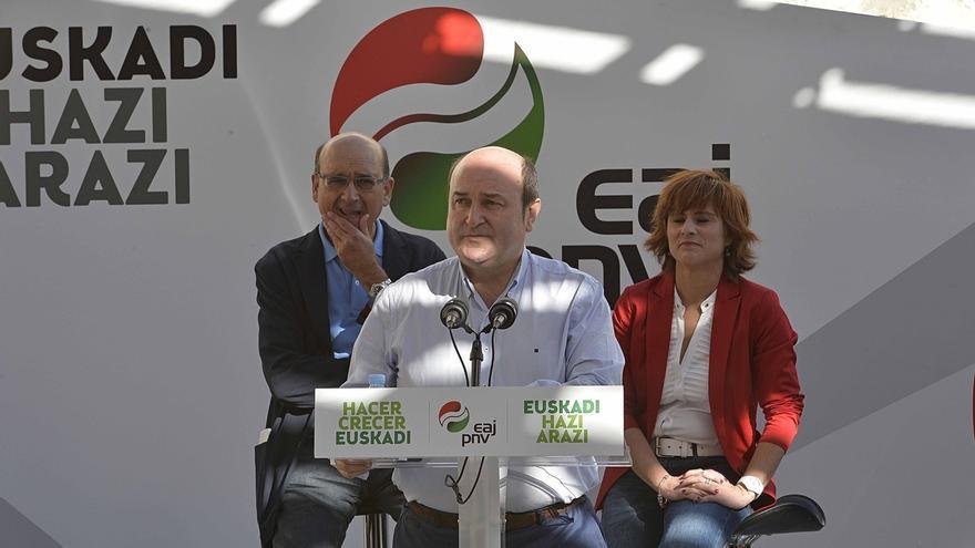 """PNV cree que los partidos emergentes tienen """"las mismas mañas y problemas"""" que """"de los que abominan"""""""