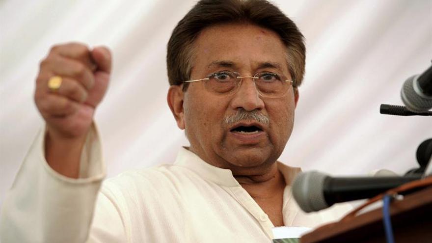 Un tribunal paquistaní ordena la confiscación de bienes del expresidente Musharraf