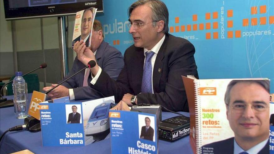 Ruz interroga al exalcalde de Toledo, José Manuel Molina (PP) por el caso Bárcenas