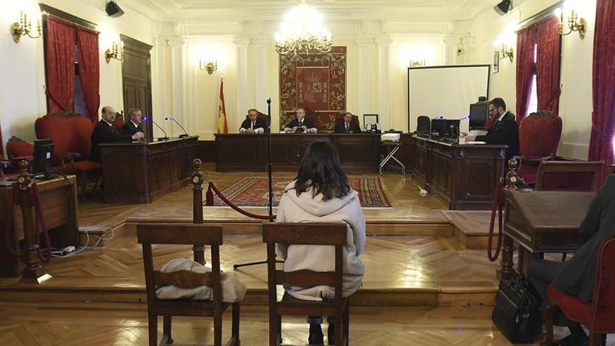 El TSJCyL decreta el ingreso en prisión de Gago por el asesinato de Carrasco