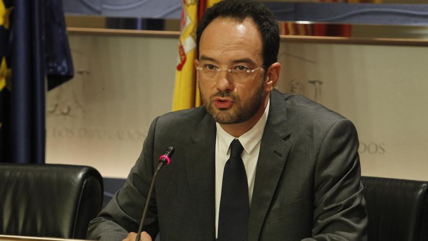 """Hernando (PSOE) define el pacto antiyihadista como un acuerdo """"impecable"""" al que espera que se sumen más partidos"""