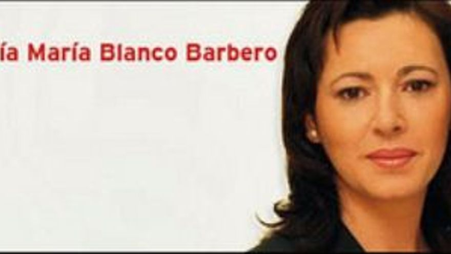 Elia María Blanco Barbero, ex alcaldesa de Plasencia